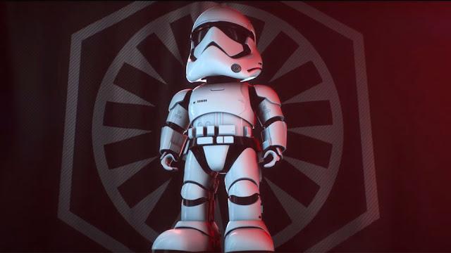 Stormtrooper, Robot Kecil Pintar Ini Mampu Mengenali Wajah