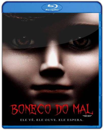 Download Boneco do Mal AVI Dual Áudio BDRip Torrent