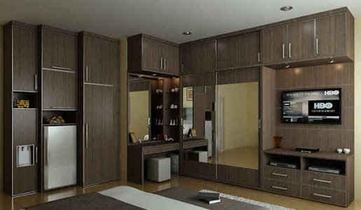 Furniture minimalis sesuai ukuran ruang rumah maupun Apartemen