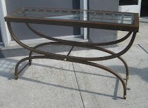 Uhuru Furniture & Collectibles Sold - Wrought Iron