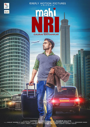 Mahi NRI 2017 Full Punjabi Movie Download HDRip 720p