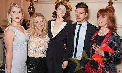 Gemma Arterton Family