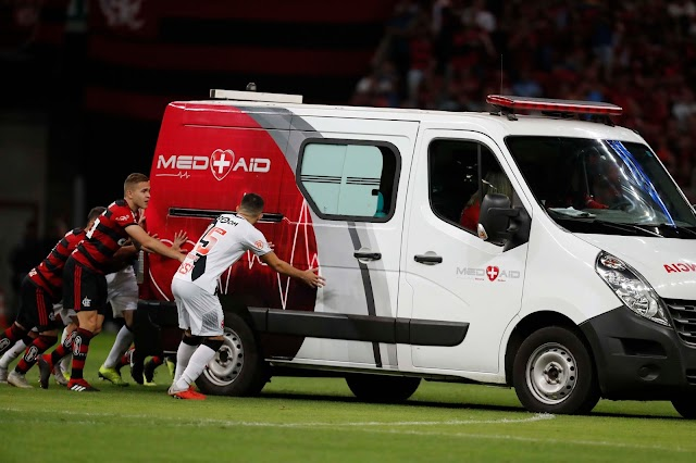 A metáfora do nosso futebol