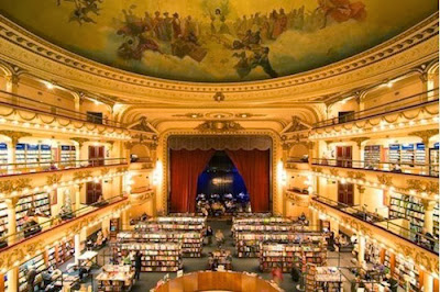 Μερικά από τα πιο εντυπωσιακά βιβλιοπωλεία!