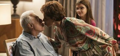 Alberto (Antonio Fagundes) e Vera (Angela Vieira) darão um selinho de despedida na novela