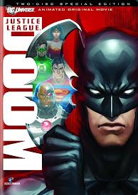 pelicula Justice League: Doom (2012)