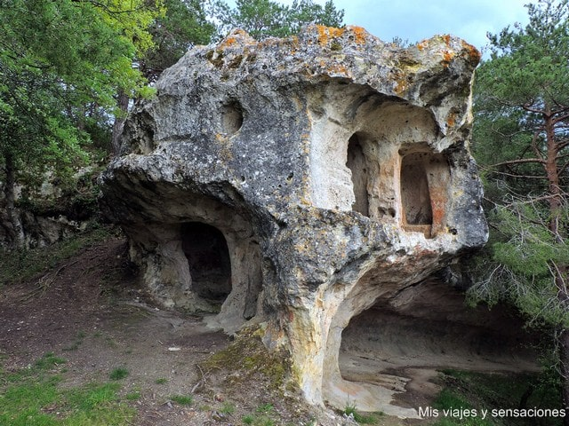 Cueva eremítica de Santiago, Pinedo, Valdegovia, Álava