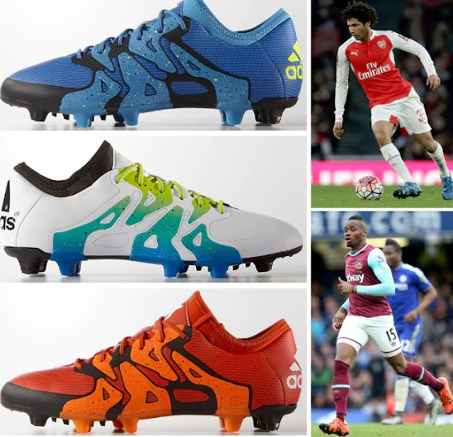Δείτε ποια παπούτσια φοράνε οι ποδοσφαιριστές και πόσο ΚΟΣΤΙΖΟΥΝ... [photos] tromaktiko11881