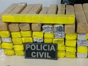 Operação de combate ao tráfico desarticula quadrilha em Marabá