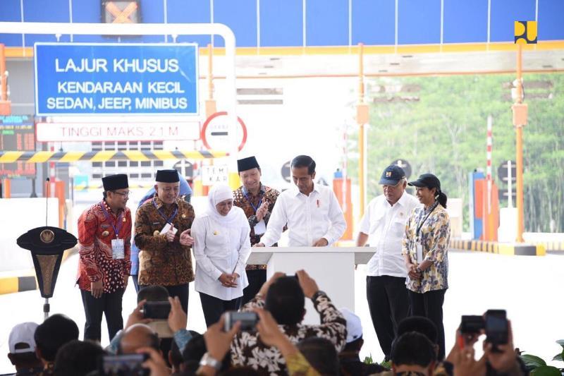 Perlancar Mudik 2019, Tarif Tol Pandaan-Malang Belum Diberlakukan Hingga Lebaran