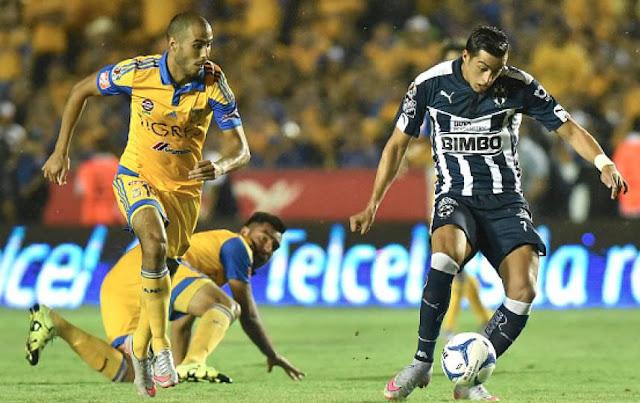 Tigres vs Monterrey Cuartos de Final Clausura 2016