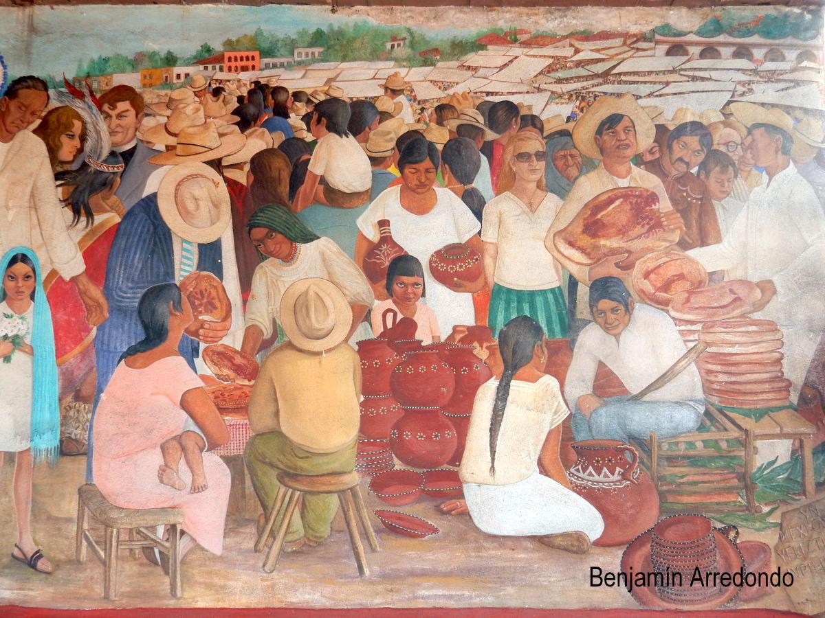 El bable el mural de tlaltenango morelos for Avisos de ocasion el mural
