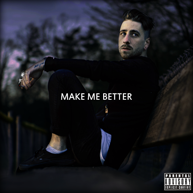 "TORONTO HIPHOP>> KVNE releases R&B and new age hiphop song ""Make Me Better"""
