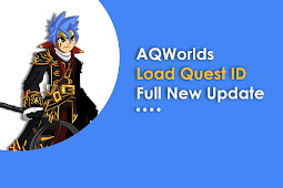 Load Quest ID AQWorlds Full Update 2020 [1-8000]