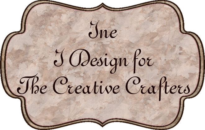 I design for The Creative Crafters
