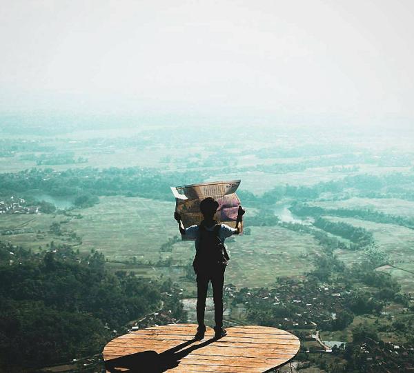 Wisata Bandung Barat Gantole, Cililin
