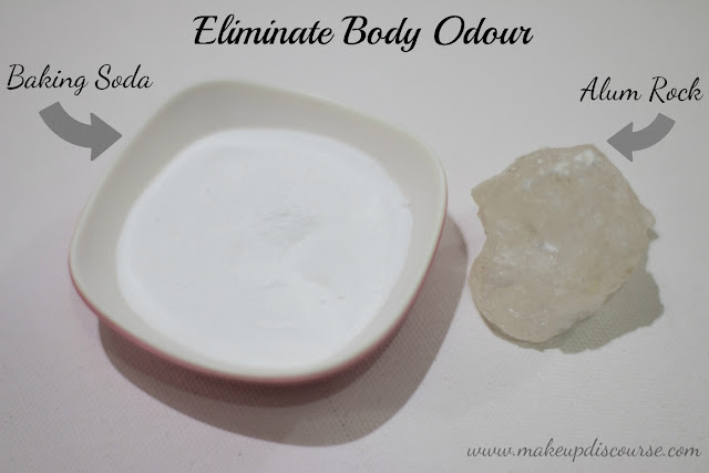 How to naturally eliminate body odour