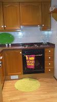 piso en venta castellon calle sanz de bremond cocina