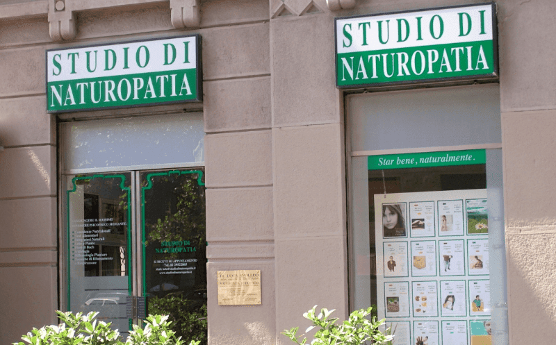Naturopatia a Milano