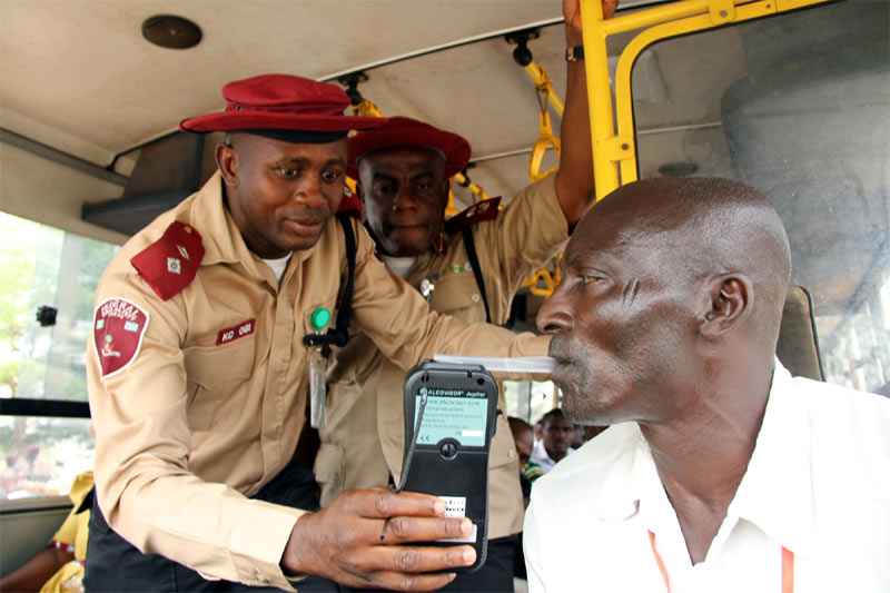 FRSC begins checking motorists for speed limit devices