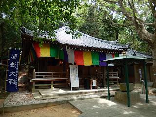 須磨寺奥の院