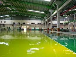 epoxy floor coating resin
