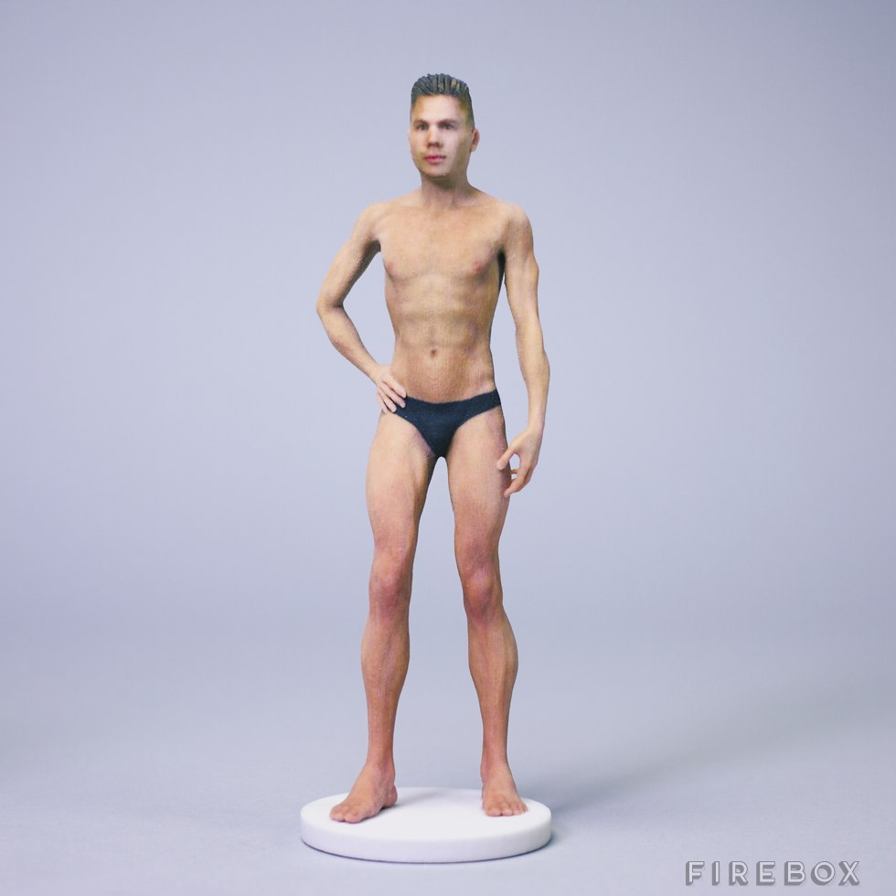 3d-printed nude selfies | min of the day