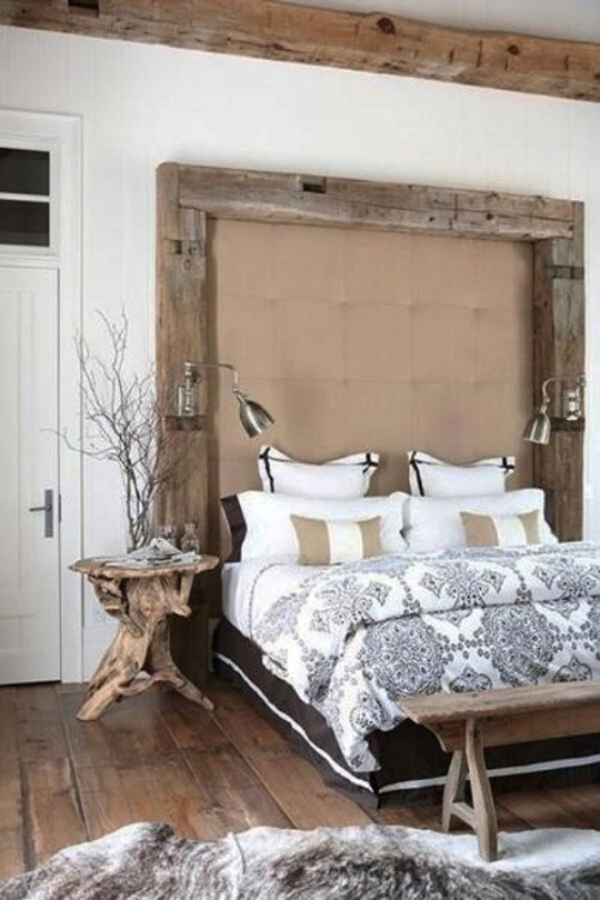 Cabeceros de camas originales dormitorios con estilo - Cabeceros de cama originales ...