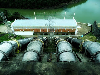 Usina Hidrelétrica Itaúba, Pinhal Grande, RS