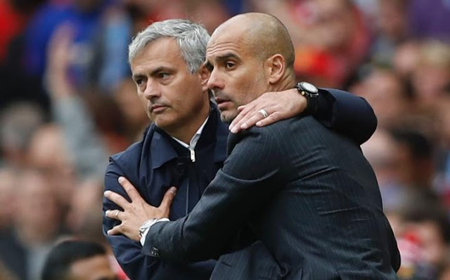 Jose Mourinho, Pep Guardiola, Preview Pekan X EPL 2016/2017