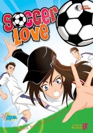 Soccer Love ~ Ida Farida