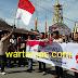 Pemuda GNKP Indonesia Afilaza Sambut HUT RI Dengan Pawai Jalan Santai