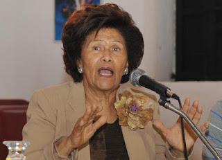 Zoila Martínez pide ubicar a niños desaparecidos