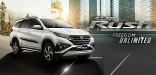 Spesifikasi dan Harga Toyota Rush 2018