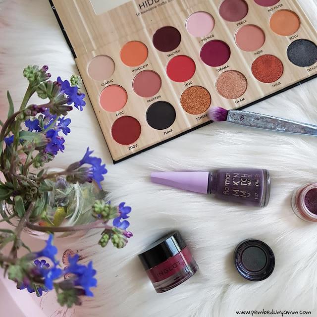 inglot makyaj ürünleri