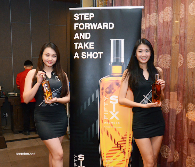 FIFTYSIX DEGREES Whisky Pairing Dinner With Tai Thong @ Imperial China, Subang Jaya