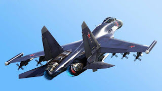 Sukhoi Su-35 Rusia