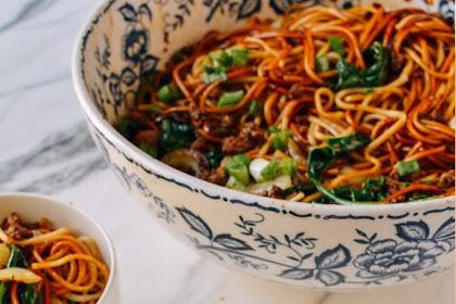 15-Minute Lazy Noodles