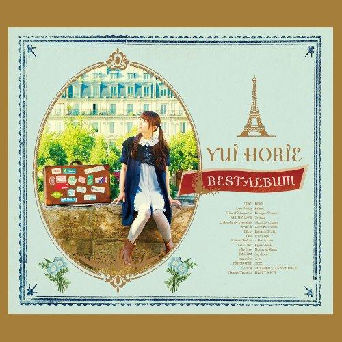 Yui Horie - Best Album [FLAC   MP3 320 / CD]