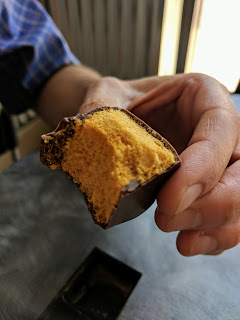Buffalo's famous sponge candy