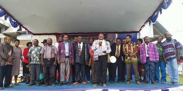 Gereja Kingmi Papua Menolak Wilayah Nduga Dijadikan Daerah Operasi Militer TNI-Polri vs TPN-PB OPM