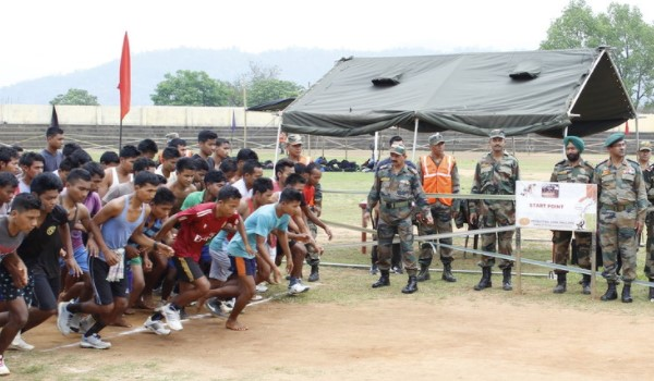 Bhojpur Army Rally, Indian Army Rally, Open Bharti Rally