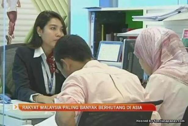 Rakyat Malaysia paling banyak berhutang di Asia.jpg