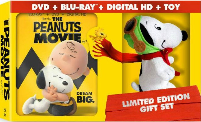 The Peanuts Movie Collector's Edition