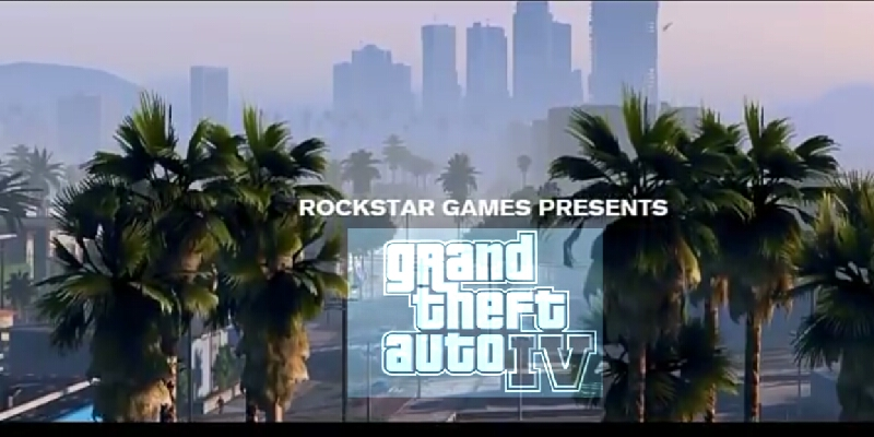 Grand Theft Auto GTA IV