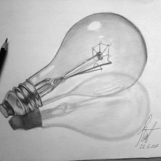7 Foto Inspirasi Gambar Pensil 3D Yang nampak Nyata google drawing pencil art 3d