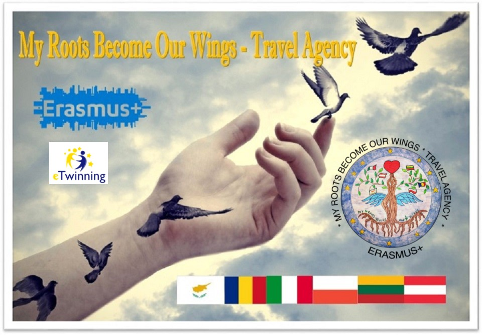 MY ROOTS BECOME OUR WINGS - TRAVEL AGENCY