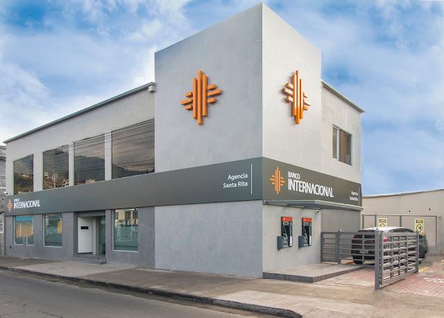 Banco Internacional abre su agencia Santa Rita