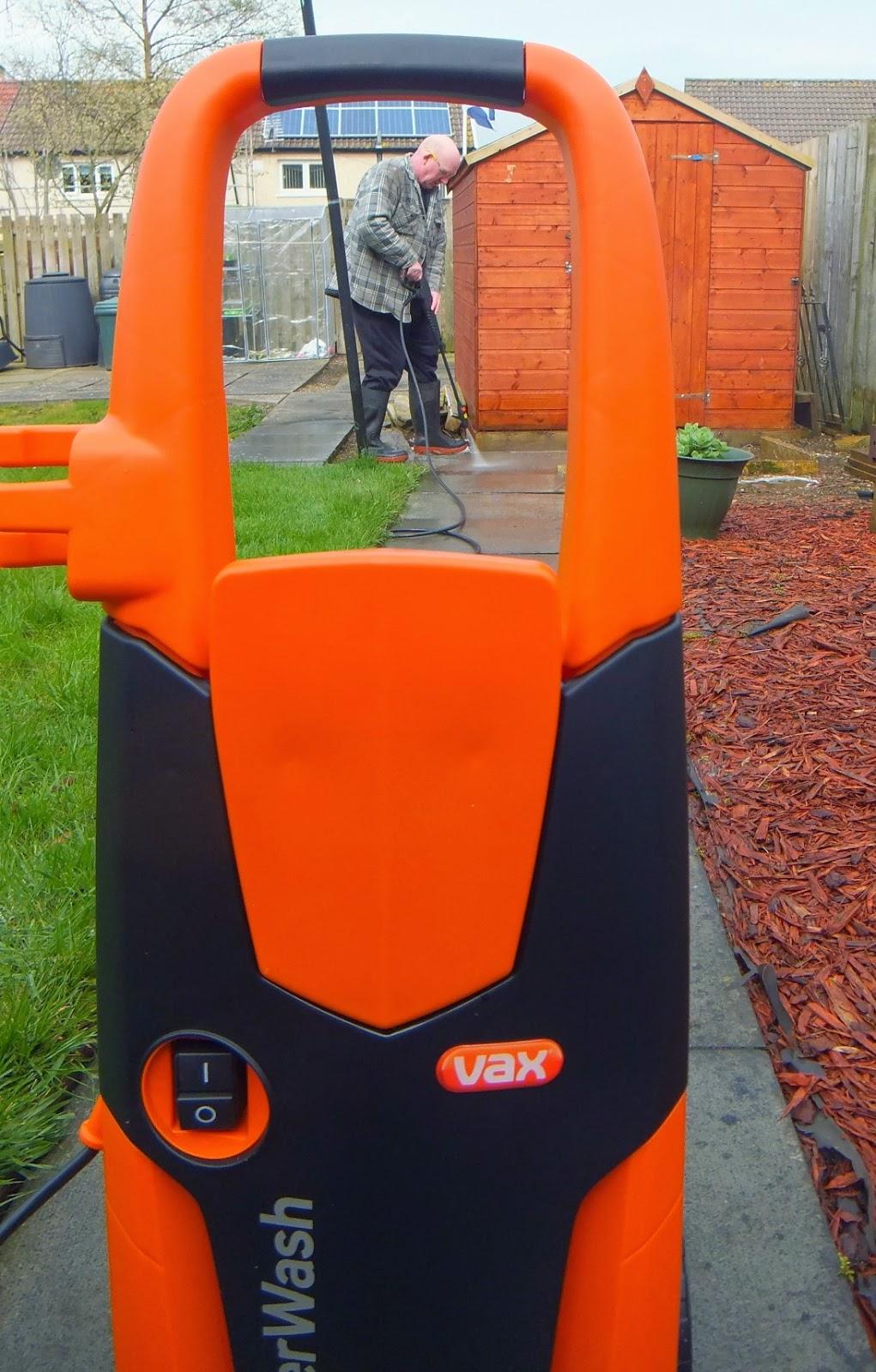 Fun As A Gran Vax Pressure Washer 2200w A Review