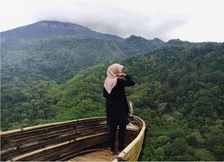 Wisata Panorama Petung Sewu Cangar Pacet Mojokerto